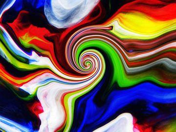 The Colourwave van Milky Fine Art