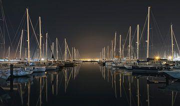 Harbour Mirror von Frans Nijland