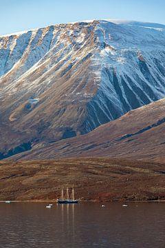 Segeln durch Grönland von Frits Hendriks