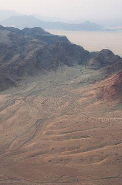 Namibia Wüste von Femke Woltring