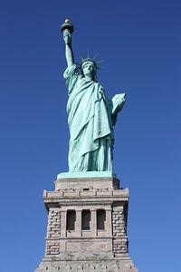 Statue of liberty van