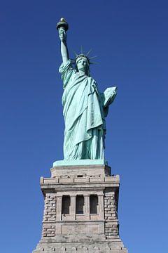 Statue of liberty von Gilian Fijen