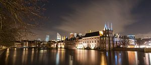 Nachtelijk Den Haag - 2