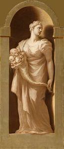 Die vier Elemente: Erde, Giovanni Antonio Pellegrini