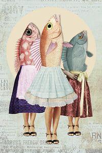 3 poissons appelés Wanda