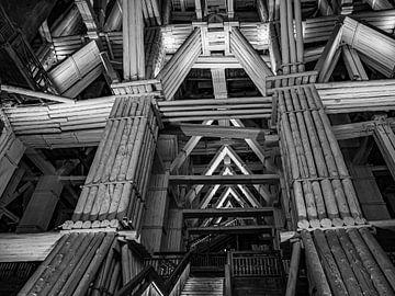 Salzbergwerk Wieliczka von Stijn Cleynhens