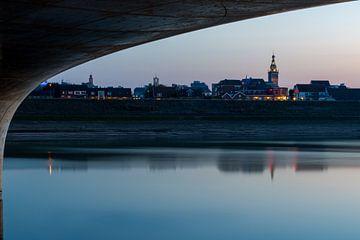 Nijmegen met Stevenskerk