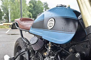 Heyday motorcycle fair van Jan Radstake