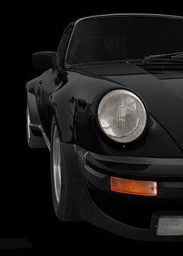 Porsche 911 G-model in zwart van aRi F. Huber
