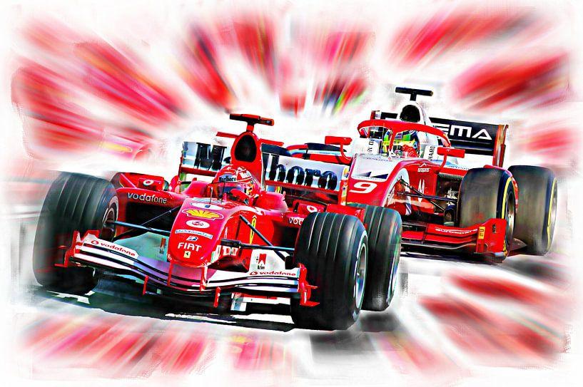 Schumacher & Schumacher von Jean-Louis Glineur alias DeVerviers