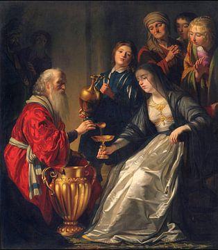 Artemisia - Gerard van Honthorst, 1623 von Atelier Liesjes