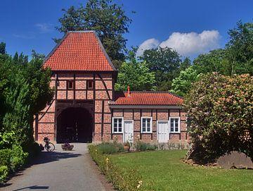 Château de Sythen 1 sur Edgar Schermaul