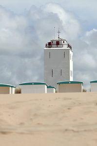 Leuchtturm in Katwijk am Meer