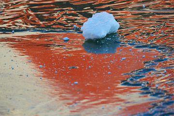 Dutch Ice part 4 van Monique Visser