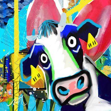 gekke koe van Nicole Habets
