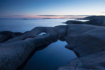 Swedish shore sur Douwe Schut