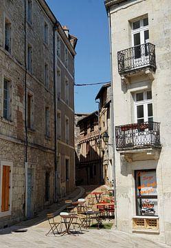Spanje, terras van joyce kool