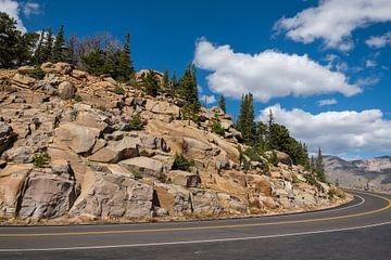 Rocky Mountain Nationalpark von Richard van der Woude