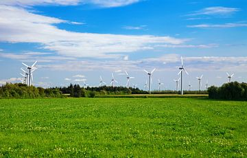 Windräder von BVpix