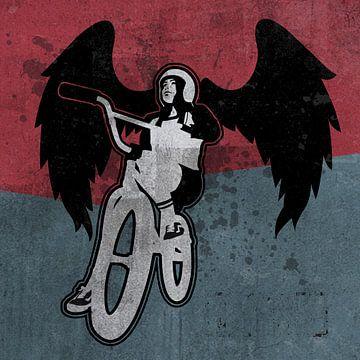 BMX Angel v2 van Jaap Tinholt