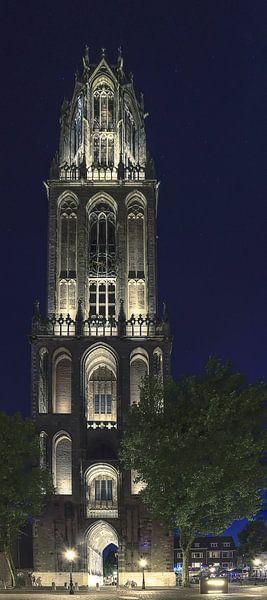 Domtoren Utrecht van Joost Lagerweij