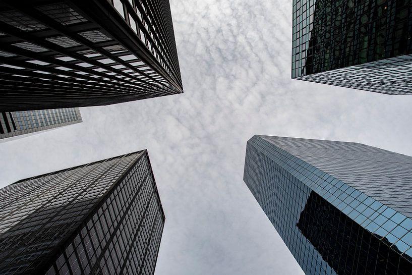 Wall Street New York van Suzanne Brand