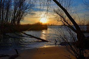 Sunrise at River Beach