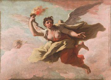 Aurora, Giovanni Antonio Pellegrini