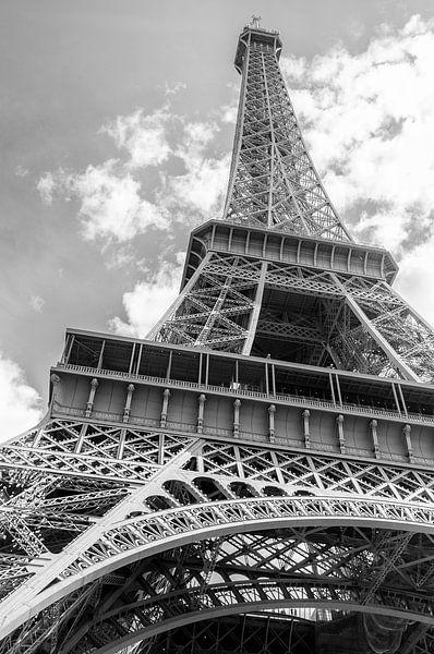 Eiffeltoren Parijs van Mark Bolijn