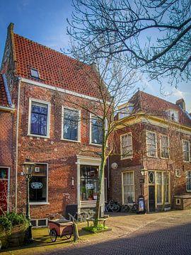Pieterskerkgracht van Dirk van Egmond