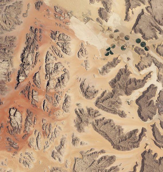 Wadi Rum, Jordanië van Rebel Ontwerp