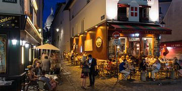 Café Parijs van Keith Wilson Photography