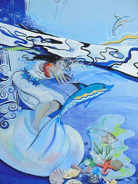 Mermaid van Lucia Hoogervorst