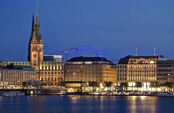 Lichter der Stadt von Dirk Thoms
