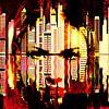 Girl in the big city von PictureWork - Digital artist Miniaturansicht