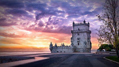 Torre de Belém, Lisbon, Portugal von Madan Raj Rajagopal
