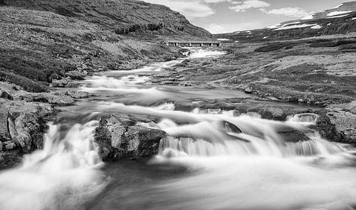 IJslandse Waterval van