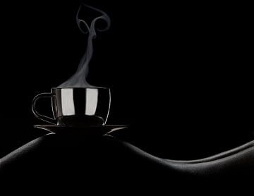 Koffie in bed, Dmitriy Batenko van 1x
