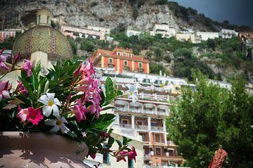 Romantisch Italiaans in Positano