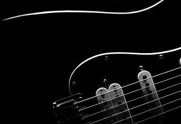 Fender Stratocaster 2 sur Thomas van Houten