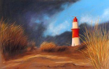 Lighthouse van Renate Dohr