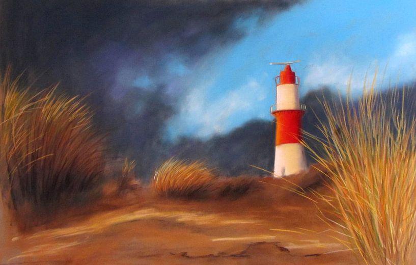 Leuchtturm von Renate Dohr