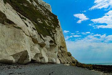White Cliffs in Engeland van Raf Eussen