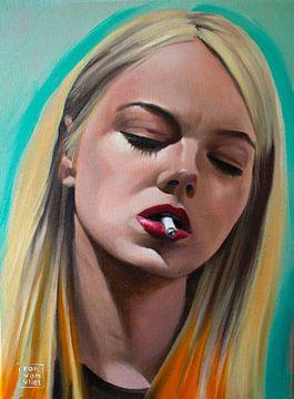Blonde ambition van Ron van Vliet