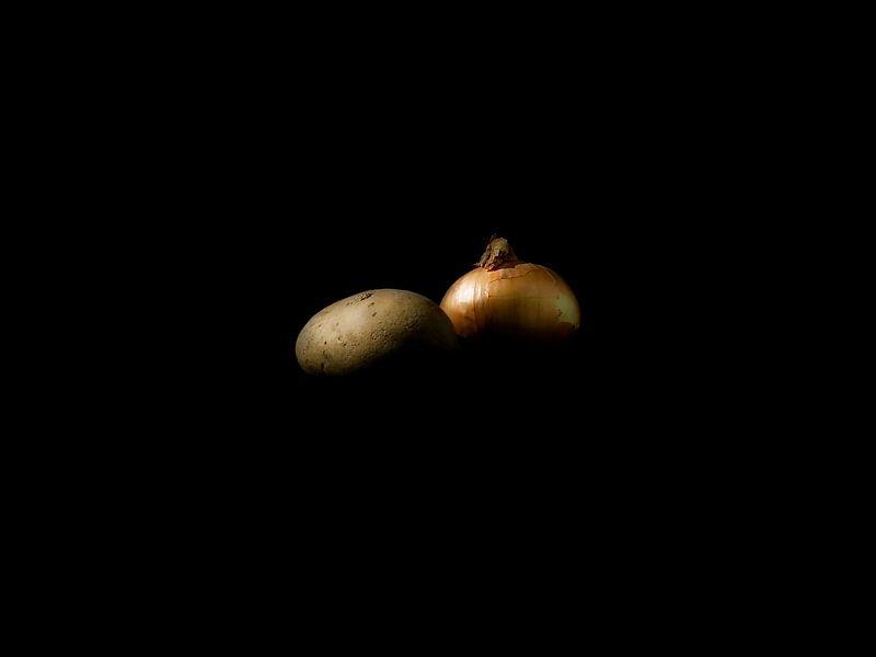 Aardappel en ui van Wendy Tellier - Vastenhouw