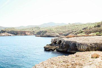 Ibiza kust van Djuli Bravenboer