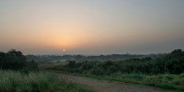 Sunrise over Zeeland von