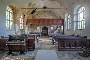 Kapelle im Niedergang