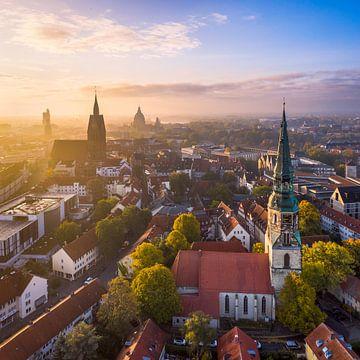 Altstadt von Hannover von Michael Abid