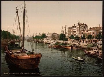 Leuvehaven, Rottterdam von Vintage Afbeeldingen